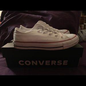 Converse Chuck Taylor All Star Lo Sneaker - White